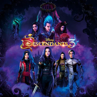 Disney descendants 3