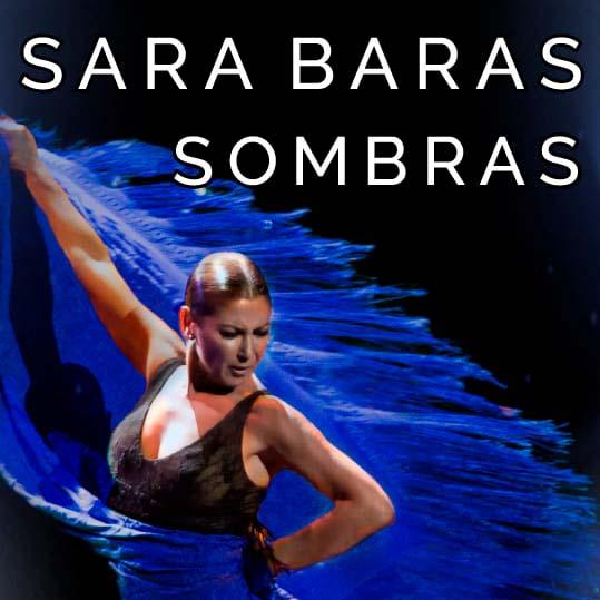 SARA BARAS, Sombras en el Teatro Rialto de la Gran Vía