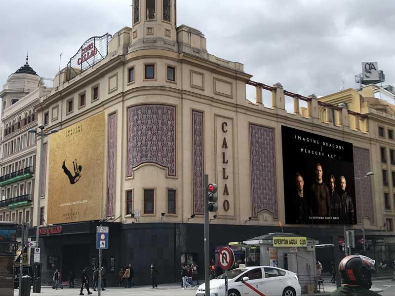 IMAGINE DRAGONS, nuevo disco y campaña en Madrid